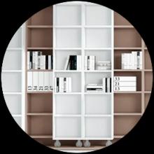 Bibliotecas-borde-negro